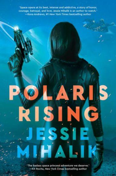 Polaris Rising Jessie Mihalik