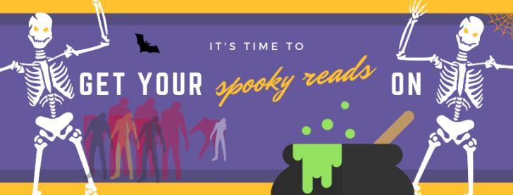 spookyreads banner