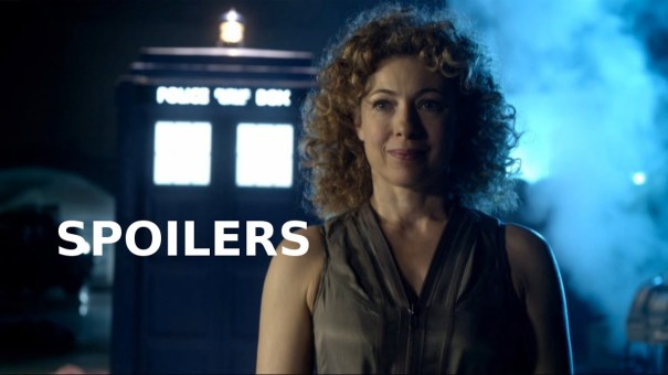 spoilers-river song